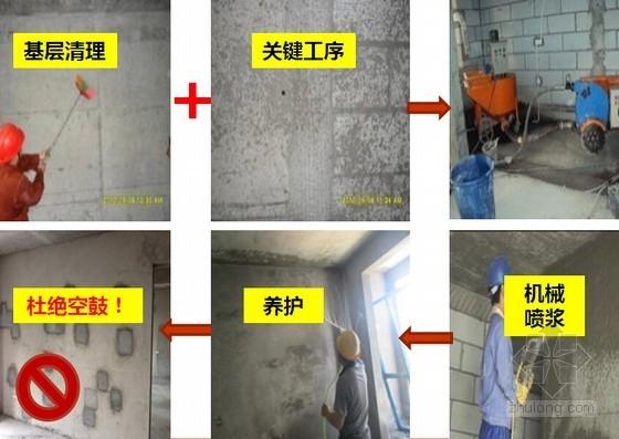 建筑工程抹灰工程质量技术控制措施