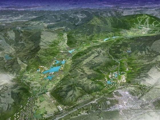 [吉林]北方国际休闲度假区景观规划设计方案