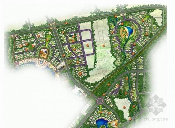 [合肥]城市自然滨湖公园景观规划设计方案