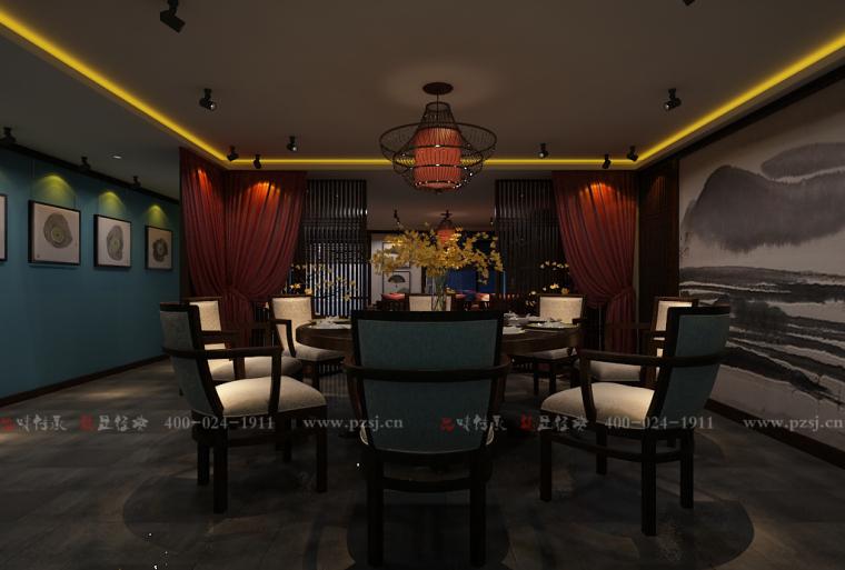 葫芦岛私人会所设计效果图新鲜出炉-q1