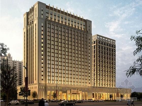 [南京]五星酒店精装修工程量清单报价(2014年)