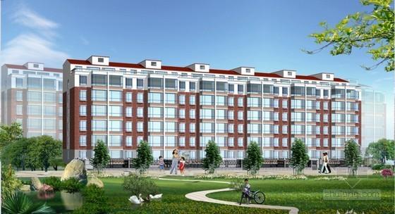 [广东]住宅楼房地产资产评估报告(2011)
