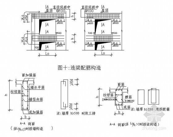 [广东]框排架结构厂房结构施工图(桩基础)