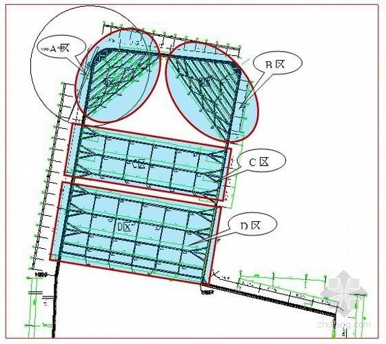 地下室深基坑支撑体系拆除施工方案