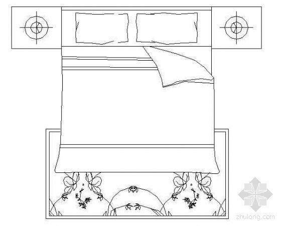 床平面图块