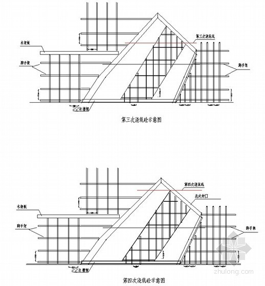 [内蒙古]钢结构体育馆巨拱拱角施工方案(计算书)