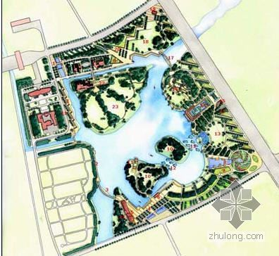 苏州旅游景区景观规划设计