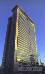 青岛某通信枢纽楼工程施工组织设计