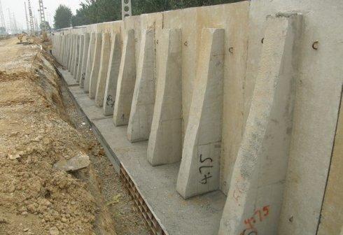 致施工图设计师:五种常见挡土墙类型_4