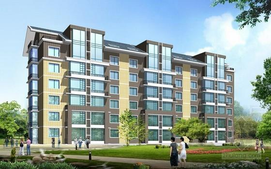 [湖南]住宅楼建设工程施工合同(合同价9000万 完整版27页)