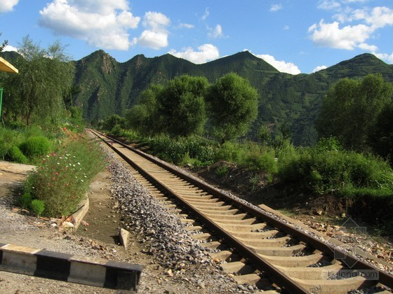 铁路路基工程路堑施工作业指导书