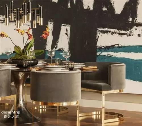 家居餐厅软装设计要点_14