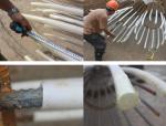 建筑工程围护桩施工桩头失效破除法实践应用