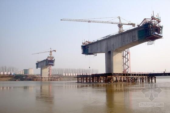40+56+40m连续梁特大桥梁体施工方案(225页 含CAD设计图 受力图 计算书)