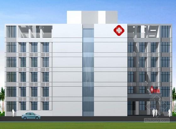 [广东]三级甲等医院新建项目附属楼工程预算书