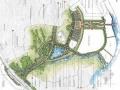 [香港]现代城市主题游乐公园景观设计方案