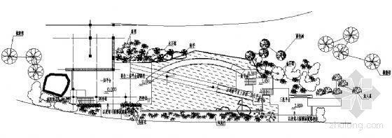深圳园博园景点方案及施工图全套