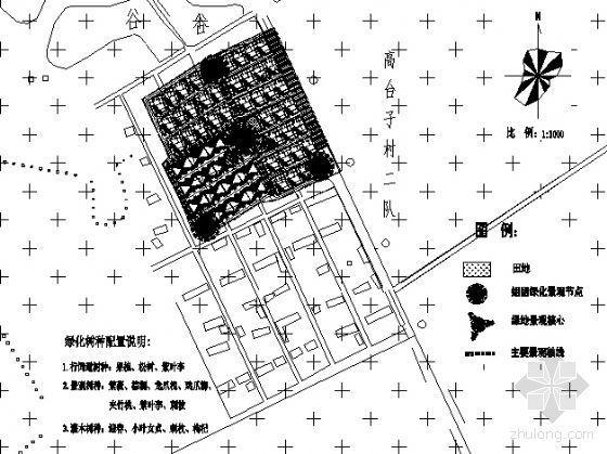 [宁夏]某新农村住宅建筑规划
