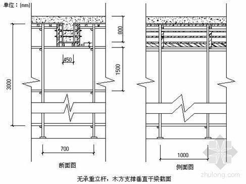 江苏某高层模板专项施工方案及计算书(胶合板)