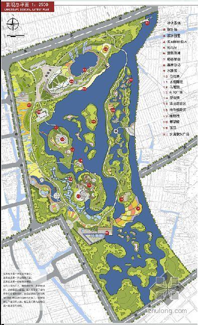 再造方舟——无锡太湖新城尚贤河湿地景观规划设计