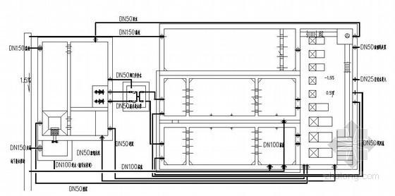 MBR工程工艺设计全套施工图