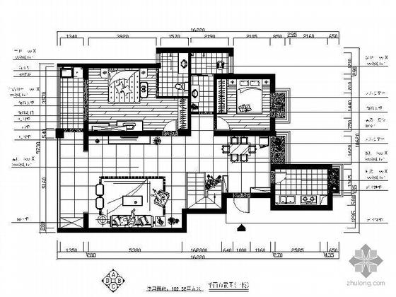 [湖南]经典复式楼住宅装修图
