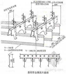 铝合金条板吊顶施工工艺