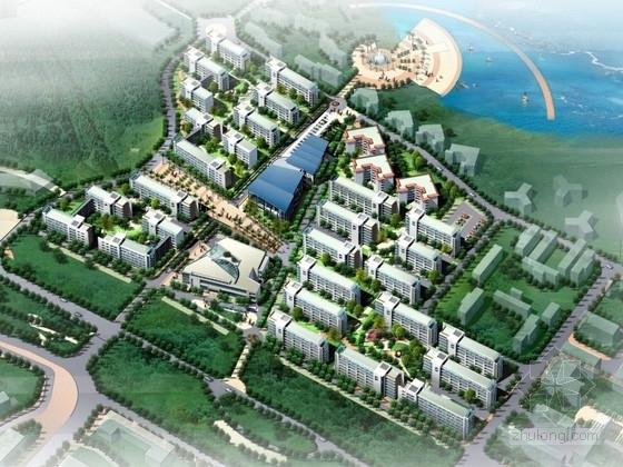 [广东]某核电站宿舍区规划设计方案文本