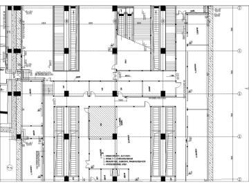 [深圳]地铁综合交通枢纽给排水消防施工图设计(大院设计)
