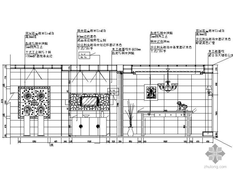 [香港]新古典三层别墅室内装修图(含效果)_2