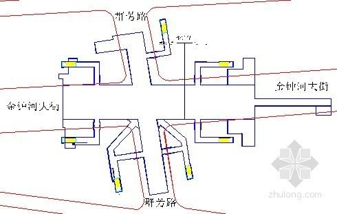 [天津]复杂环境下超深基坑施工监测方案(明挖顺作 盖挖逆作)