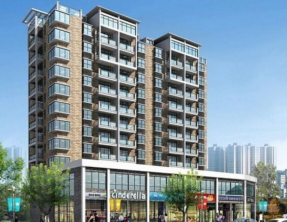 [广州]商住楼建筑安装工程结算书(含广联达软件应用)