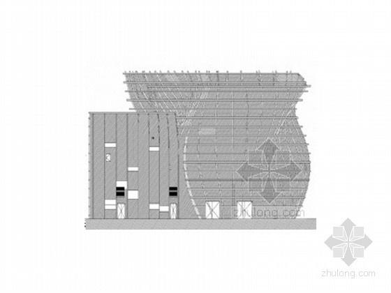 [上海世博会]西班牙馆建筑施工图
