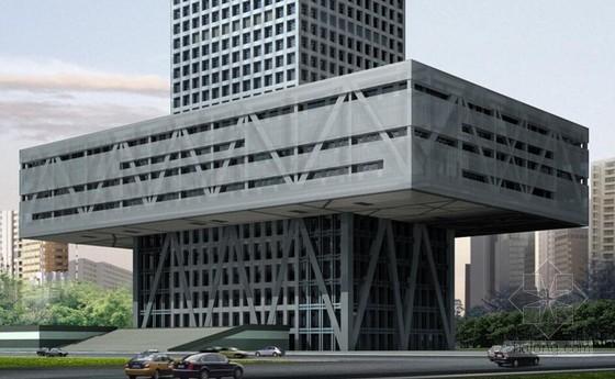 [深圳]超高层办公楼新技术推广应用及开发创新总结(共计38项)