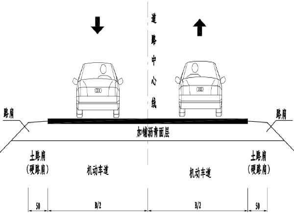 [长沙]旅游景区水泥混凝土道路提质改造工程施工图设计(PDF共122页)