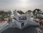 韩国WAVEON海边咖啡厅  超棒的景观体验