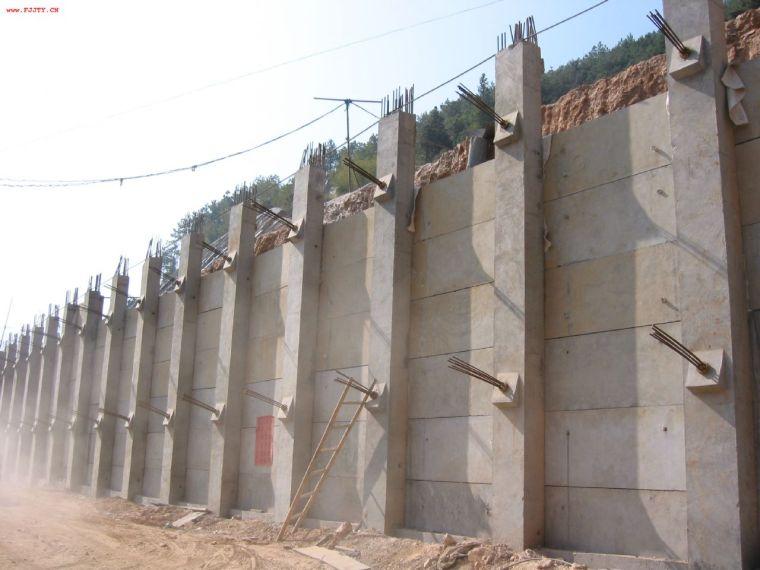 预应力锚索高边坡防护施工方案