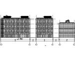 [上海]科研、商业、餐饮建筑施工图(16年最新含结构图纸)