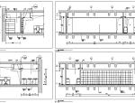 【广东】贸易公司办公楼设计施工图(附效果图)
