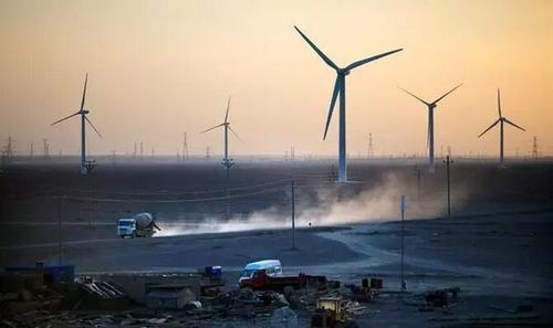 停转的风车:中国风电场遭遇产能闲置的尴尬