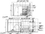 【上海】礼顿国际公寓B4B5型样板间施工图