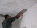 粉刷石膏代替水泥砂浆或混合砂浆在室内抹灰工程中的应用技术