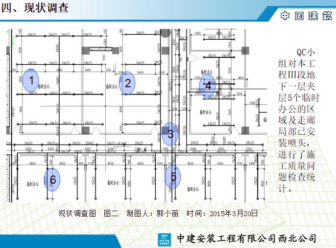 中建提高消防喷头安装一次合格率QC成果_3