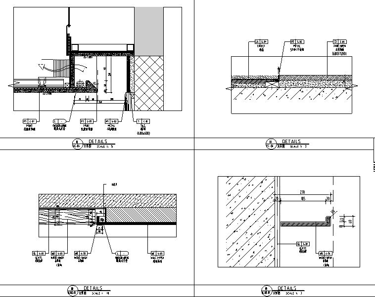 【重庆】48000平方酒店设计施工图(附效果图)_1