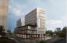 [中建六局]青岛会展中心工程施工组织设计(近300页)