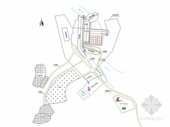 [甘肃]中型水库主体工程施工组织设计189页(2015年编制)