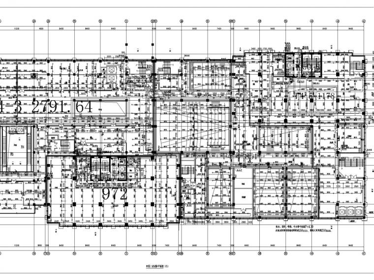 喷水广场给排水资料下载-财富广场给排水消防施工图设计