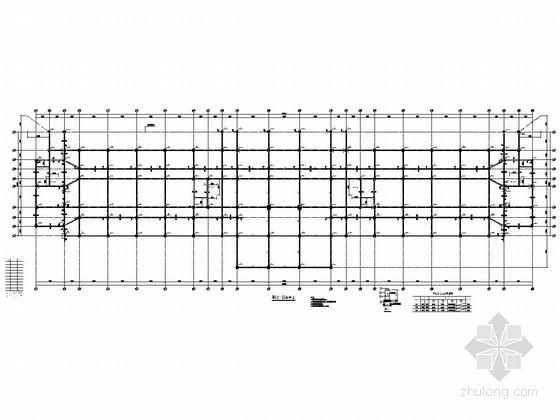 [重庆]九层公共服务中心党政办公用房及公共办公用房结构施工图(含详细计算书)