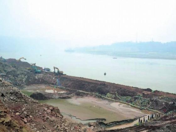 防洪护岸综合整治工程施工组织设计
