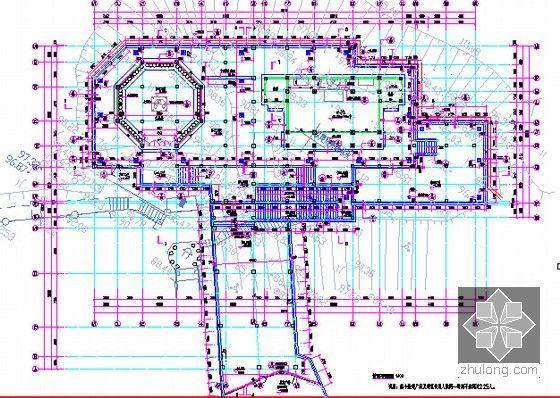 [广东]2015年寺庙建筑及安装工程预算书(附施工图纸软件应用)-图6